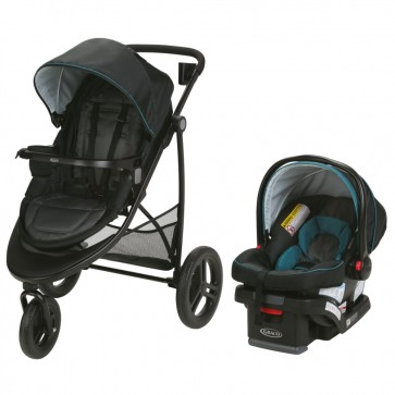 Graco - Travel System Modes 3 Sapphire