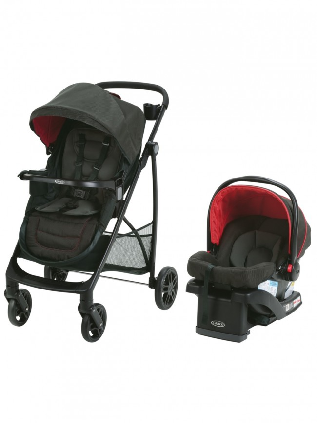 Graco Coche Travel System Remix Kyler