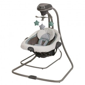 Graco - Columpio Para Bebés Swing Duet Manor