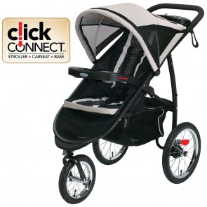 Graco - Coche De Paseo Fast Action Fold Jogger Pierce