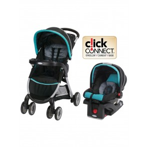 Graco - Coche Travel System Fast Action Fold Bristol