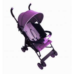 ebaby - Coche Baston Happy Mood morado
