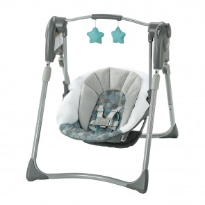 Graco - Columpio para Bebé Slim Spaces Tilden