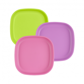 Set de 3 Flat Plates Butterfly - Re Play