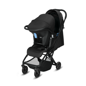 Cybex - Coche Travel System Smoky Anthracite