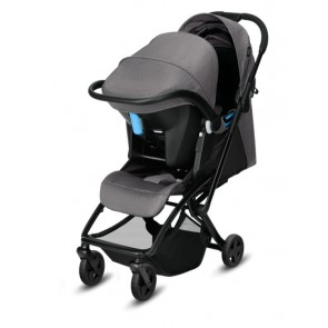 Cybex - Coche Travel System Comfy Grey