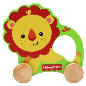 Fisher Price - León Sobre Ruedas