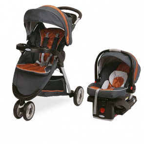 Graco - Fast Action Click Connect Fold Sport