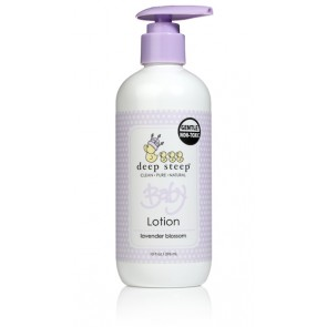 Crema orgánica y natural (Lavanda) / 296ml - deep steep