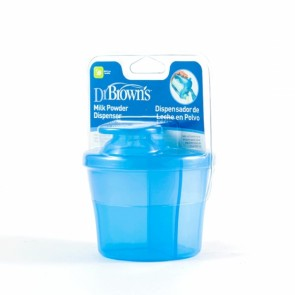 Dr. Browns - Dispensador de leche en polvo -celeste