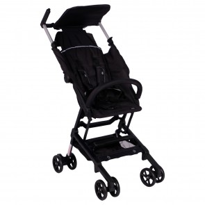 ebaby - Coche Light weight Ben negro