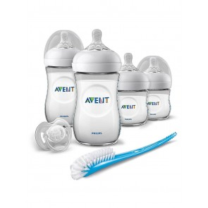 Phillips Avent - Set Biberones Natural 2.0 Bebé Recién Nacido