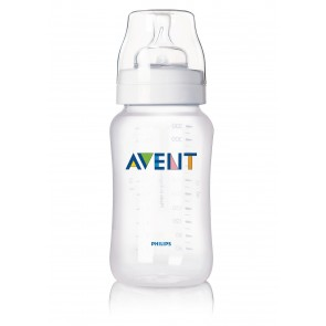 Philips Avent - Biberón para Bebés Anticolic 11oz / 330ml