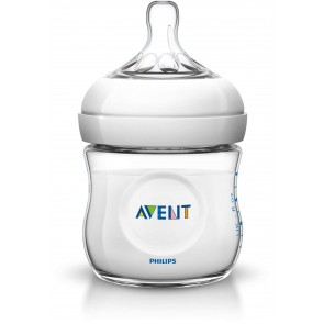 Philips Avent - Biberón para bebés natural 2.0  de 125ml / 4oz