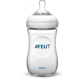 Philips Avent - Biberon para bebé natural 2.0  de 260 ml