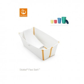 Stokke® Flexi Bath® Play White Yellow