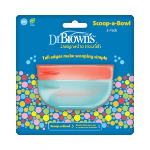 Dr. Browns - Set de 2 bowls