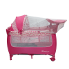 ebaby - Cuna corral Moon Night rosado